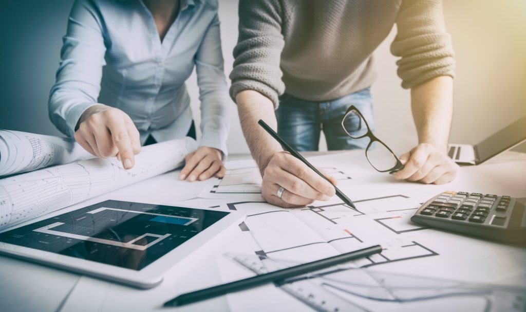 building construction planning