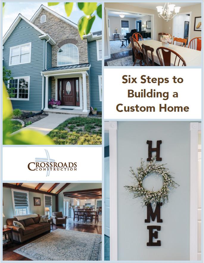 Lead house steps